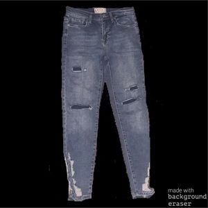 We The Free Jeans - We The Free distressed skinny jeans
